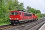 """LEW 16748 - DB Schenker """"155 157-1"""" 09.05.2014 - FlintbekJens Vollertsen"""