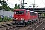 """LEW 16750 - DB Schenker """"155 159-7"""" 23.07.2010 - Hamburg-HarburgJens Vollertsen"""