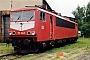 """LEW 16751 - DB AG """"155 160-5"""" 06.06.1999 - Leipzig-Engelsdorf, BetriebswerkOliver Wadewitz"""