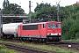 """LEW 16751 - DB Schenker """"155 160-5"""" 01.09.2010 - Seevetal-MeckelfeldHenk Hartsuiker"""