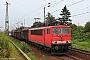 """LEW 16751 - DB Schenker """"155 160-5"""" 17.09.2011 - StralsundPaul Tabbert"""