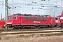 """LEW 16754 - DB Cargo """"155 163-9"""" 17.08.2003 - Mannheim, BetriebswerkErnst Lauer"""