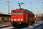 "LEW 16754 - Railion ""155 163-9"" 25.01.2009 - StralsundPaul Tabbert"