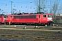 """LEW 17190 - DB Cargo """"155 234-8"""" 16.02.2003 - Mannheim, BetriebswerkErnst Lauer"""