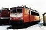 """LEW 17191 - DB AG """"155 235-5"""" 10.02.1999 - Leipzig-Engelsdorf, BetriebswerkOliver Wadewitz"""