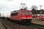 "LEW 17191 - Railion ""155 235-5"" 03.04.2007 - Duisburg-RheinhausenAndreas Kabelitz"