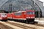 "LEW 17191 - DB Cargo ""155 235-5"" 29.05.2002 - Leipzig, HauptbahnhofOliver Wadewitz"