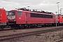 """LEW 17192 - Railion """"155 236-3"""" 01.02.2004 - Mannheim, BetriebswerkErnst Lauer"""