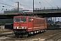 "LEW 17193 - DR ""155 237-1"" 07.04.1992 - Dessau, HauptbahnhofIngmar Weidig"