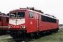 """LEW 17193 - DB AG """"155 237-1"""" 21.03.1999 - Leipzig-Engelsdorf, BetriebswerkOliver Wadewitz"""