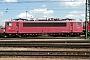 """LEW 17193 - Railion """"155 237-1"""" 18.04.2004 - Mannheim, BetriebswerkErnst Lauer"""