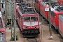 """LEW 17194 - Railion """"155 238-9"""" 04.07.2004 - Mannheim, BetriebswerkErnst Lauer"""