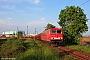 """LEW 17194 - DB Schenker """"155 238-9"""" 10.06.2010 - StralsundPaul Tabbert"""