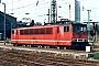 """LEW 17195 - DR """"155 239-7"""" 23.07.1992 - Leipzig, HauptbahnhofHenk Hartsuiker"""