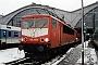 "LEW 17196 - DB Cargo ""155 240-5"" 22.01.2000 - Leipzig, HauptbahnhofOliver Wadewitz"