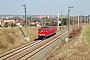 """LEW 17196 - Railion """"155 240-5"""" 08.04.2006 - bei WerdauTorsten Barth"""