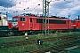 """LEW 17197 - DB Cargo """"155 241-3"""" 22.04.2001 - Mannheim, BetriebswerkErnst Lauer"""
