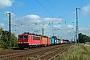 """LEW 17197 - Railion """"155 241-3"""" 27.09.2008 - Nuthetal, Ortsteil SaarmundTorsten Barth"""