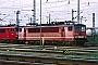 """LEW 17198 - DB AG """"155 242-1"""" 26.07.1998 - Mannheim, BetriebswerkErnst Lauer"""