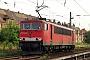 """LEW 17199 - Railion """"155 243-9"""" 26.07.2006 - Leipzig-SchönefeldOliver Wadewitz"""
