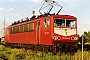 "LEW 17199 - DB Cargo ""155 243-9"" 19.08.1999 - Leipzig-Engelsdorf, BetriebswerkOliver Wadewitz"