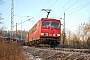 "LEW 17199 - DB Schenker ""155 243-9"" 04.02.2014 - Bad BelzigRudi Lautenbach"