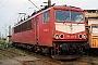 "LEW 17510 - DB Cargo ""155 251-2"" 25.04.2002 - Leipzig-Engelsdorf, BetriebswerkOliver Wadewitz"