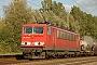 """LEW 17510 - DB Schenker """"155 251-2"""" 15.09.2010 - Leipzig-TheklaOliver Wadewitz"""