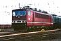 """LEW 17510 - DB AG """"155 251-2"""" 04.09.1995 - Mannheim, RangierbahnhofErnst Lauer"""