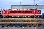 """LEW 17511 - DB AG """"155 252-0"""" 27.01.1996 - Mannheim, BetriebswerkErnst Lauer"""