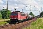 """LEW 17511 - DB Schenker """"155 252-0"""" 01.07.2014 - Nobitz, Ortsteil LehndorfTorsten Barth"""