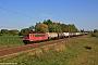 """LEW 17511 - DB Schenker """"155 252-0"""" 07.05.2011 - StralsundPaul Tabbert"""
