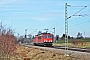 """LEW 17512 - DB Schenker """"155 253-8"""" 08.03.2015 - Glauchau-NiederlungwitzFelix Bochmann"""