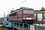 "LEW 17513 - DB Cargo ""155 254-6"" 06.10.2001 - Leipzig-Engelsdorf, BetriebswerkOliver Wadewitz"