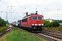 """LEW 17513 - Railion """"155 254-6"""" 18.07.2008 - BickenbachRalf Lauer"""