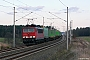 "LEW 17514 - Railion ""155 255-3"" 05.03.2008 - VentschowAndreas Görs"
