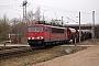 """LEW 17524 - Railion """"155 250-4"""" 07.04.2008 - Berlin, NordostRudi Lautenbach"""