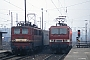 "LEW 17734 - DR ""243 077-5"" 06.03.1991 - Magdeburg, HauptbahnhofIngmar Weidig"