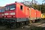 """LEW 17734 - DB Regio """"143 077-6"""" 24.10.2007 - WürzburgMartin Bauer"""