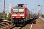 """LEW 17738 - DB Regio """"143 081-8"""" 14.04.2009 - Coswig (bei Dresden)Jens Böhmer"""