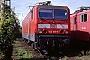 """LEW 17738 - DB Regio """"143 081-8"""" 08.09.2004 - Dresden-Friedrichstadt, BetriebswerkMarco Osterland"""