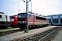 """LEW 17854 - DB AG """"155 164-7"""" 14.05.1995 - Mannheim, BetriebswerkErnst Lauer"""