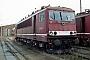 "LEW 17856 - DB Cargo ""155 166-2"" 24.01.2002 - CottbusOliver Wadewitz"