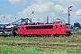 """LEW 17857 - DB AG """"155 167-0"""" 01.09.1998 - Halle (Saale)Stefan Sachs"""