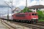 """LEW 17857 - DB Schenker """"155 167-0"""" 16.05.2012 - OsnabrückLeon Schrijvers"""