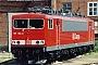 """LEW 17858 - DB AG """"155 168-8"""" 16.05.1999 - Cottbus, AusbesserungswerkOliver Wadewitz"""