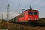 """LEW 17858 - DB Schenker """"155 168-8"""" 23.10.2010 - StralsundPaul Tabbert"""