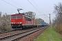 "LEW 17858 - DB Schenker ""155 168-8"" 06.04.2009 - Hamburg-MoorburgJens Vollertsen"