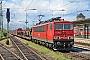 """LEW 17862 - DB Schenker """"155 172-0"""" 24.05.2011 - Bremen, HauptbahnhofJens Vollertsen"""
