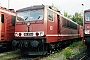 "LEW 17863 - DB Cargo ""155 173-8"" 07.08.1999 - Leipzig-Engelsdorf, BetriebswerkOliver Wadewitz"